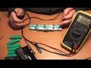 Как восстановить аккумулятор ноутбука пример ремонта Часть 1
