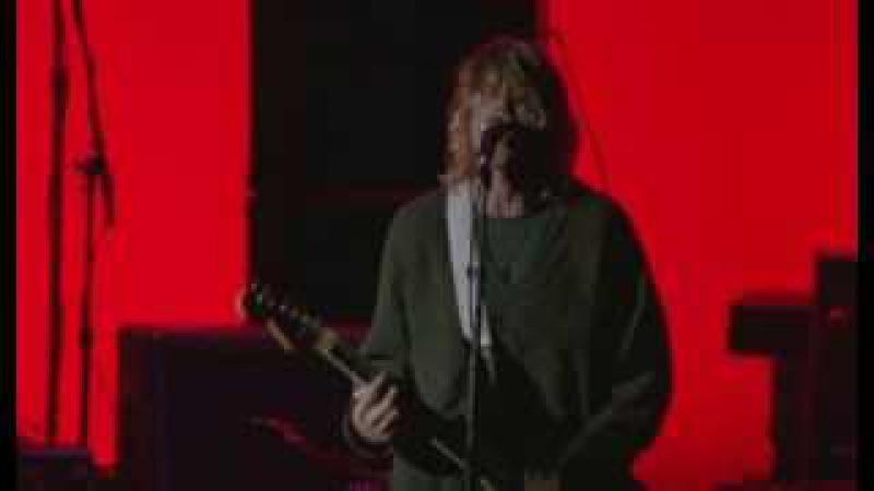 Nirvana - Floyd The Barber (Live at the Paramount 1991) HD