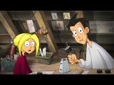 Развивающий мультфильм Новаторы - Японская кухня. Просвещаем якудзят!