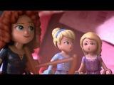 LEGO® Brand Disney Princess™ - Erbaue dein eigenes Märchen!