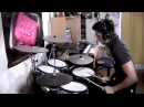 Linkin Park HD - Session - Drum Cover By Adrien - Steven Slate Drums 4