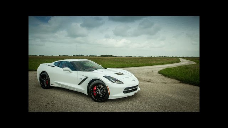 2015 HPE1000 Supercharged C7 Corvette Dyno Tested