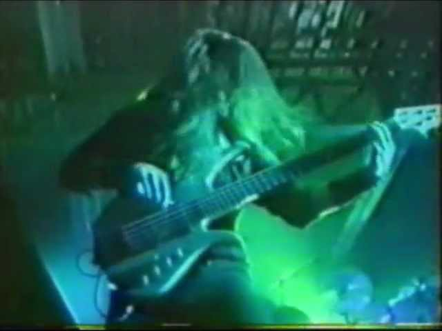 DEATH 55 Minutes Live Performance in Belgium on the Inhuman Tour Of The World 1991