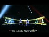 巡音ルカ 初音ミク GUMI 鏡音リン IA 威風堂々 中文字幕【Live】[較清]【 NicoNico超PartyⅡ]