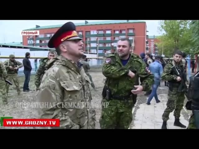Трое участников бандподполья ликвидированы в Старопромысловском районе Грозного