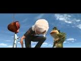 Глюк'oZa в трейлере мультфильма