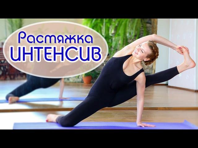 Растяжка ИНТЕНСИВ Комплекс для ног Intense stretching routine