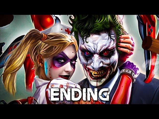 Batgirl A Matter of Family ENDING - Walkthrough Gameplay Part 4 (Batman Arkham Knight DLC)