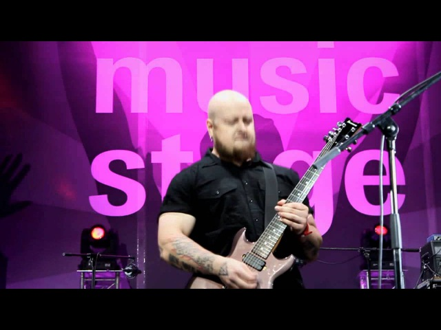 Melancholy - Reagents Joy (live at NAMM Musikmesse 2015 Russia)