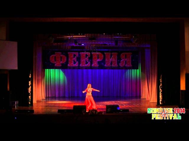 Лилия Шарафуллина - Bahebak Moot 2014