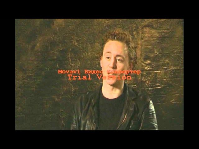 Hiddleston as Cassio (Donmar Warehouse)