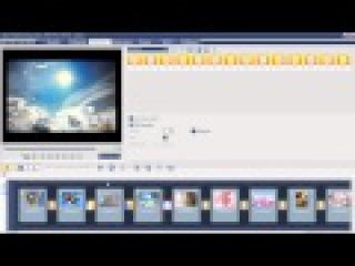 Как создать свое слайд шоу с помощью программы Ulead VideoStudio 11