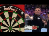 Justin Pipe vs Jamie Lewis (World Matchplay 2015 / Round 1)