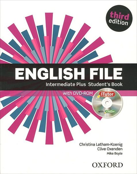English file third edition intermediate plus fandeluxe Gallery