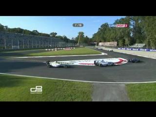GP3 2010. Этап 8 - Монца. Первая гонка