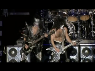 Kiss Symphony - Alive IV - Lick It Up (Act One) 2003