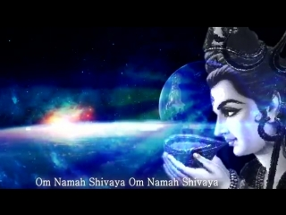 Om Namah ShivayaShiv Dhun With Lyrics _ Peaceful Chant _ Spiritual