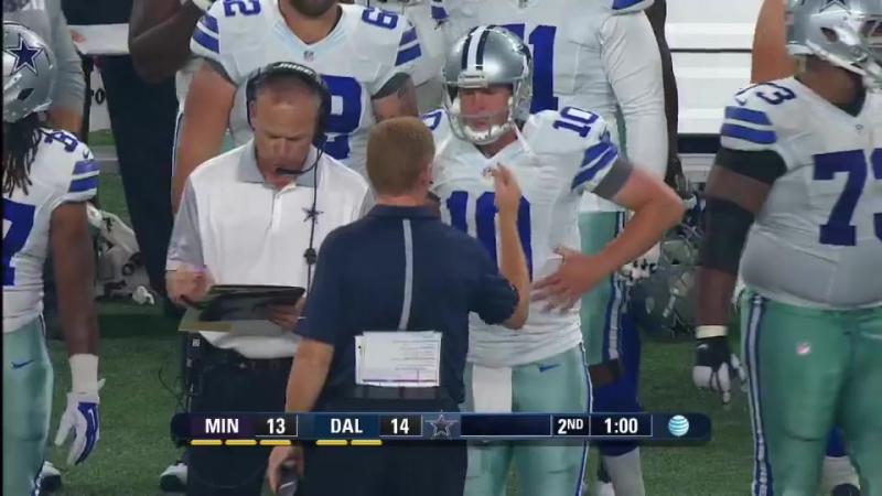 Preseason/Week 03/NFL 2015-2016/Minnesota Vikings - Dallas Cowboys
