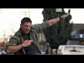 Survivor - Eye Of The Tiger (Jensen Ackles)
