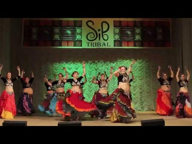 Новосибирский Трайбл Дом, ATS®   Гала-концерт VIII Международного фестиваля Sibtribal