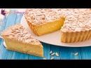 Grandma's custard pie ( torta della nonna ) - Italian recipe