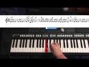 Самоучитель игры на синтезаторе Урок 3 Нотная грамота длительности нот пауз ритм метр размер