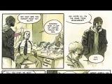 Кулинария комиксов, часть 3 Раскадровка сценария.