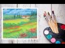 Видео урок Рисуем Пастелью Прованс Dari Art