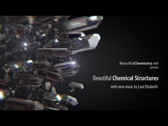 Beautiful Chemical Structures