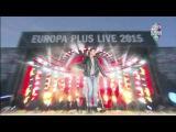 Swanky Tunes feat. Christian Burns - Skin &amp Bones @Europa Plus LIVE 2015