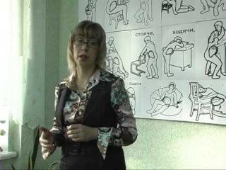 Второй фильм Гнетневой Елены Алексеевны о фитотампонах - г.Измаил, женская консультация, 2009 г.