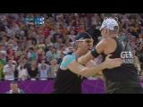 Brink & Reckermann - Олимпийские чемпионы 2012