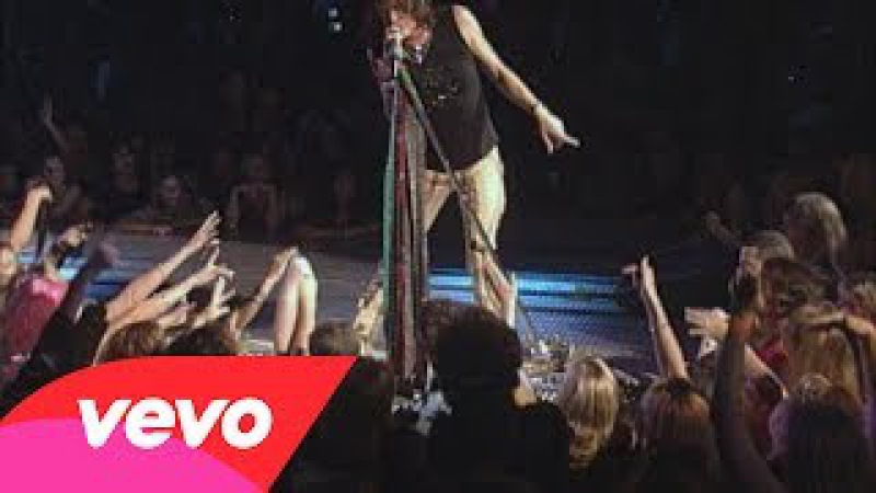 Aerosmith I Don't Want to Miss a Thing from You Gotta Move