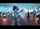 Офигенные танцы на фоне грозового неба Хасл ОпенАйр
