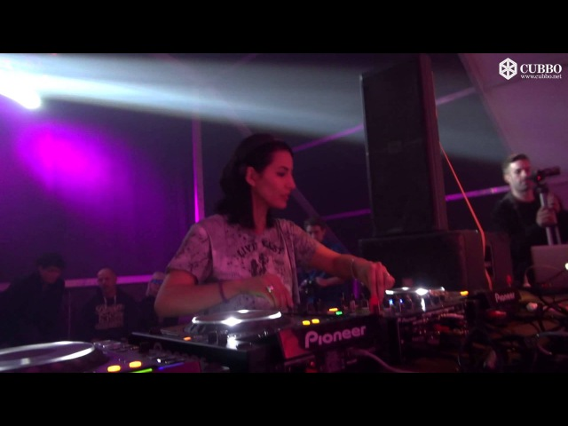 Videoset Fernanda Martins @ Techno-Flash '15 (Tordesillas/ES) 02/04/2015