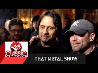 That Metal Show | Dave Lombardo of Slayer: Behind the Scenes Interview | VH1 Classic