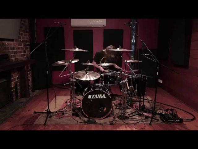 Nic Pettersen Northlane Obelisk Drum Playthrough