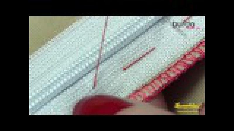 Burda. Швейная машинка. Урок 12: потайная молния