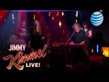 Jeff Bridges & The Abiders Perform