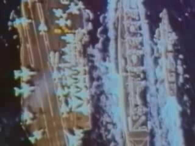 Война на море 02 Суперавианосцы