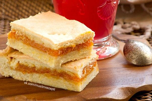 Татарский пирог рецепт