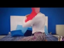 hijabi girl twerking, show on web cam #4 رقص محجبة واو