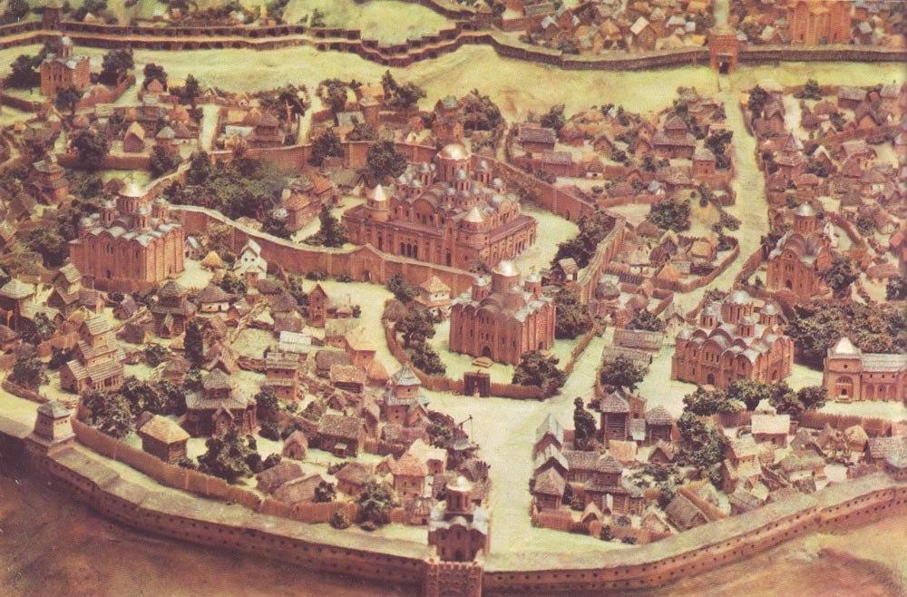 Населения древнего Киева (статья для коренных киевлян)