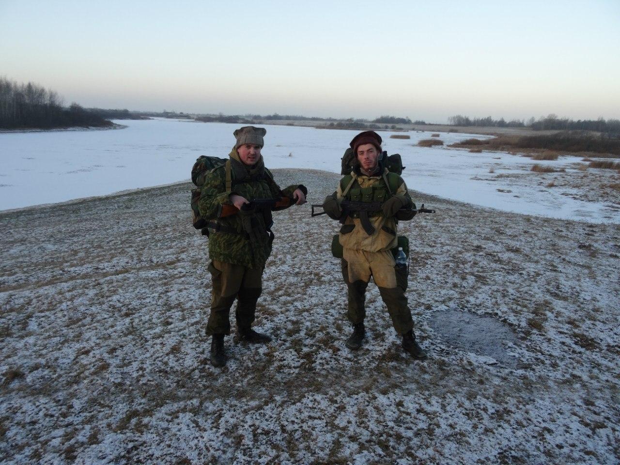 Афиша Великие Луки Зимний рейд 2015