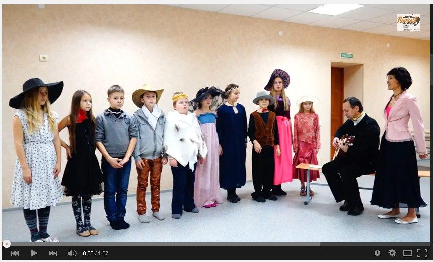 Детские концерты в рамках смены «Осенний Калейдоскоп» (для тех, кто еще не видел).