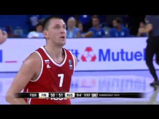 Лучшие моменты Фридзона и Воронцевича в матче сборной России против сборной Финляндии
