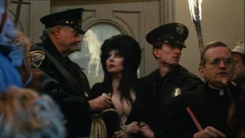 Эльвира Повелительница тьмы Elvira Mistress of the Dark 1988