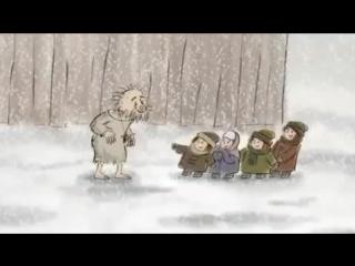 Православный мультфильм об Василии блаженном