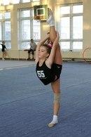 Фото гимнасток с предметом 23 фотография