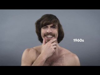 100 лет моды на мужские прически